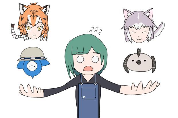 R団子4姉妹