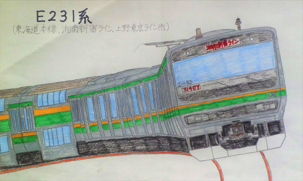 E231系(近郊タイプ)