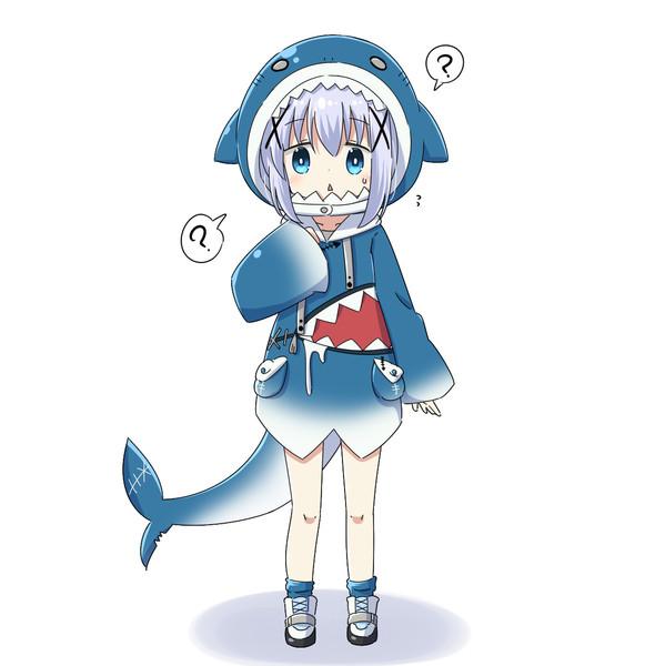 サメコスチノちゃん