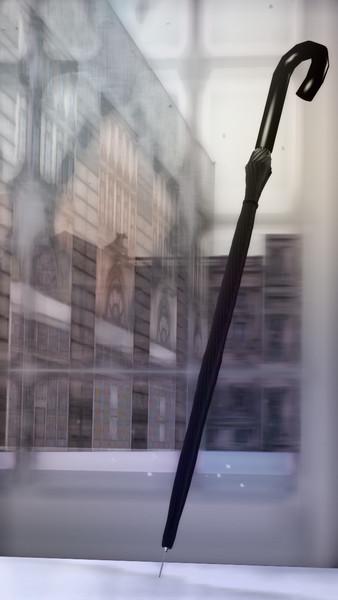 【配布】畳まれた傘【MMD】