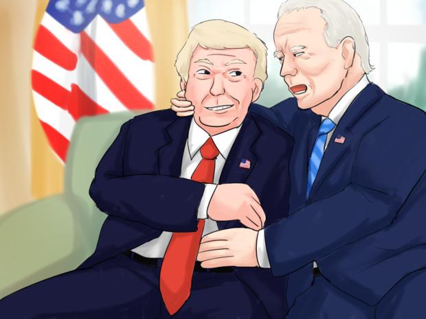 アメリカ大統領選.gaba
