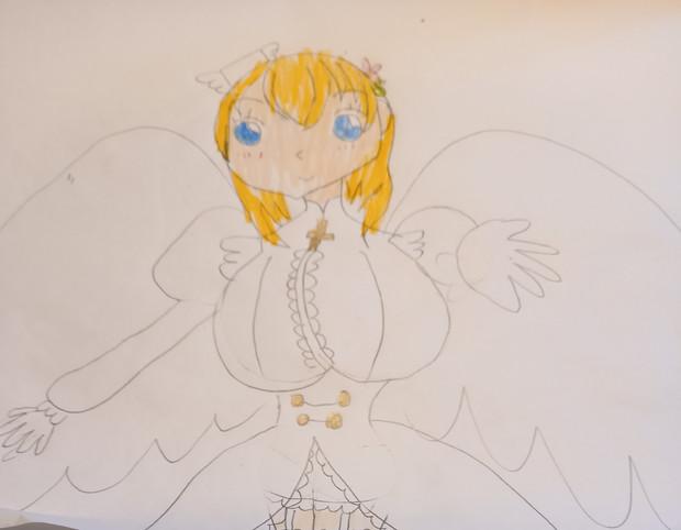 どうしようもないくらい哀れな僕の前にかわいい巨乳天使が現れた。