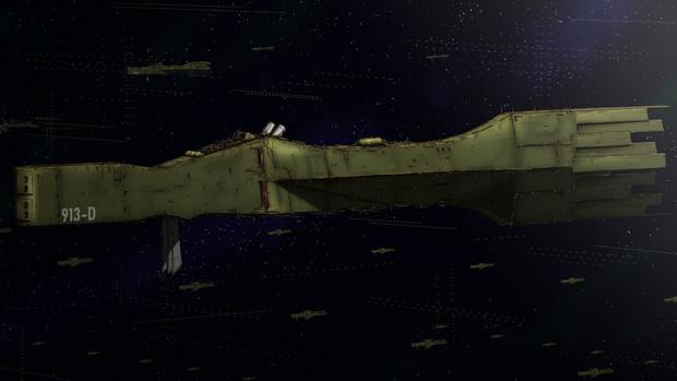 標準戦艦 ユリシーズ