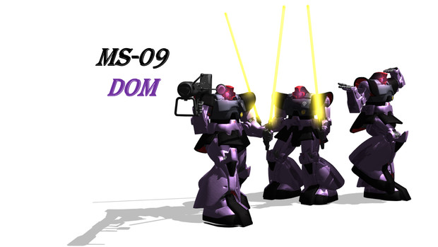 MS-09 DOM