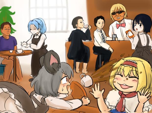 喫茶屋さん☆