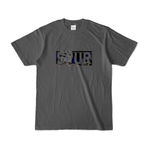 Tシャツ チャコール SPUR_Building