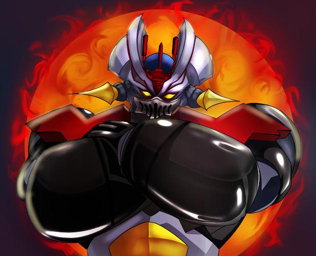 終焉の魔神 マジンガーZERO