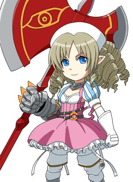 鋼鉄姫ユーミル