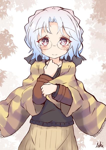秋服の平戸ちゃん