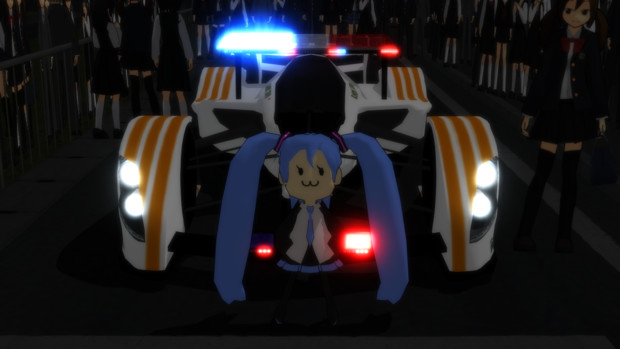 最速の警察車両