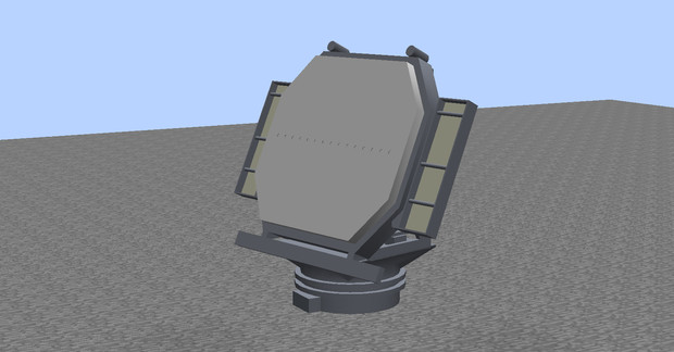 【MCヘリ】OPS-24B 対空捜索レーダー