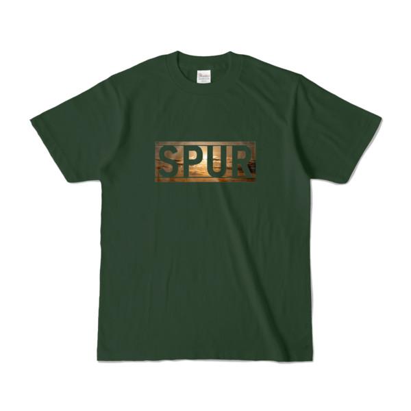 Tシャツ フォレスト SPUR_Sunset