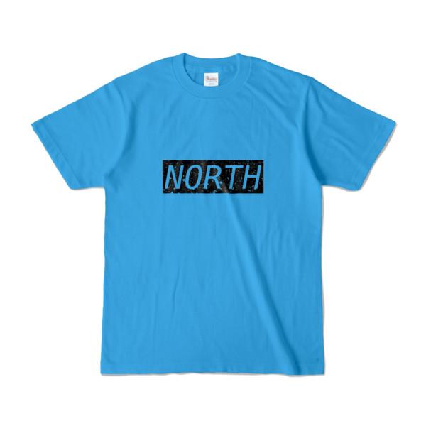 Tシャツ ターコイズ near_NORTH