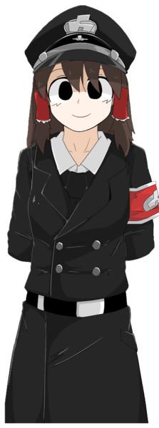 ドイツレ☆プ! SS将校と化したNEL