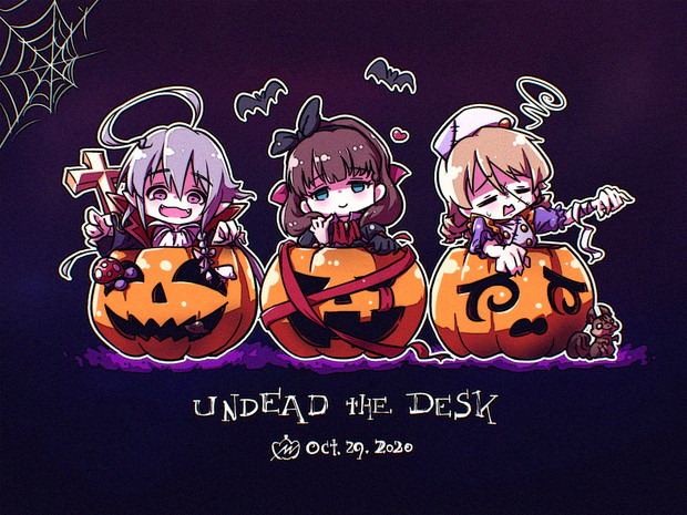 Undead the Desk