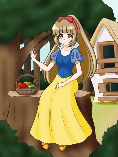 白雪姫よしのん