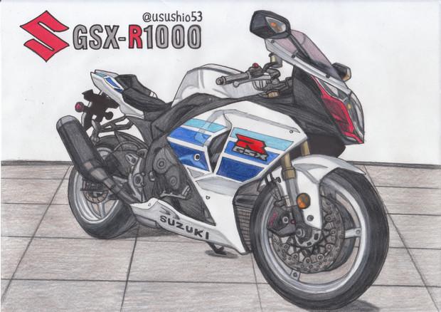 スズキ GSX-R1000 (2013年モデル)