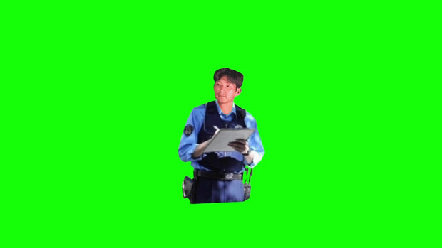 ネクタイ派警察官6