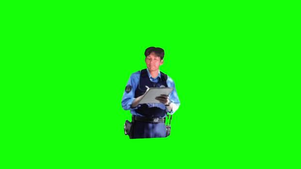 ネクタイ派警察官8