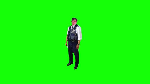ネクタイ派警察官10