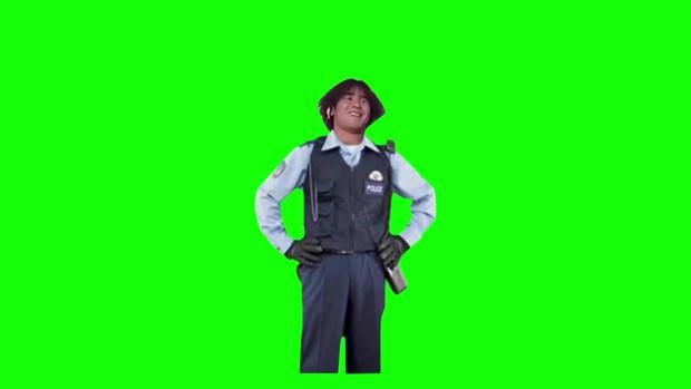 肉体派警察官1