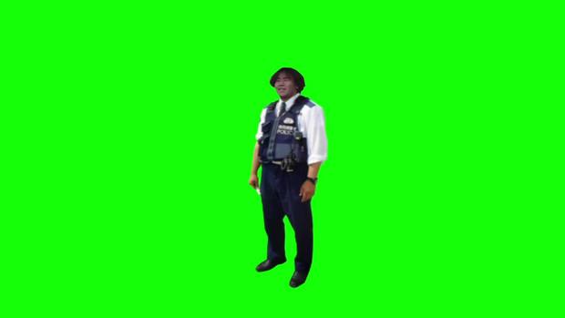 肉体派警察官5