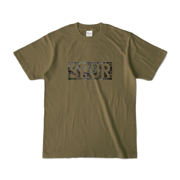 Tシャツ オリーブ SPUR_Grove