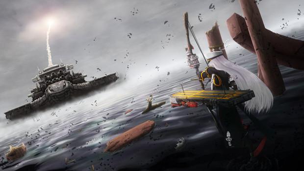 未確認超大型戦艦撃破ミッション