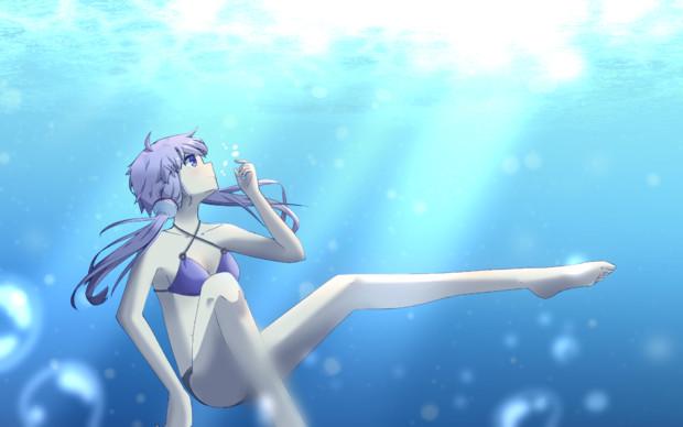 水中ゆかりん