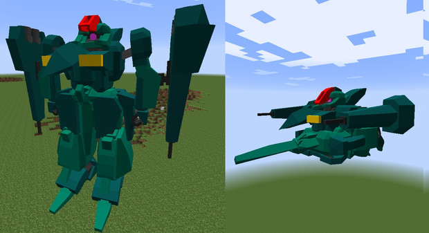 【JointBlock】ギャプラン【MineCraft】