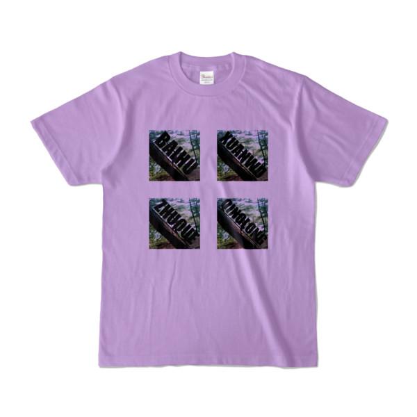 Tシャツ ライトパープル BXZQ_Fairy