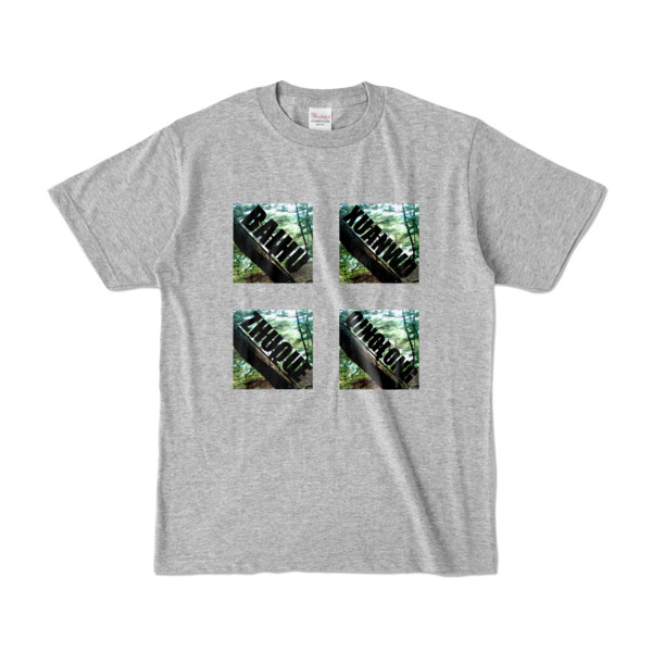 Tシャツ 杢グレー BXZQ_Fairy