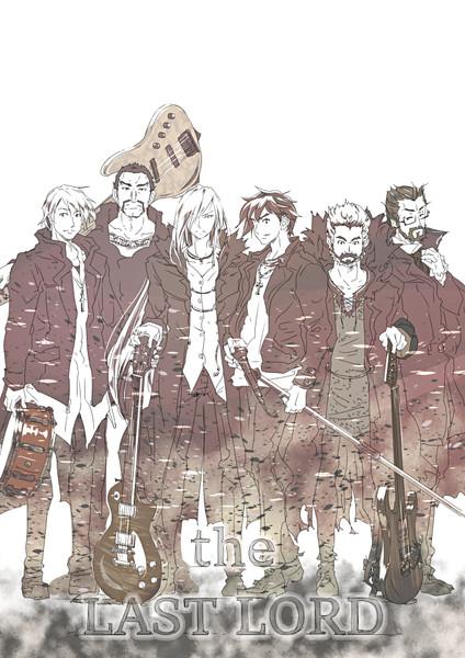伝説の勇者のバンド。