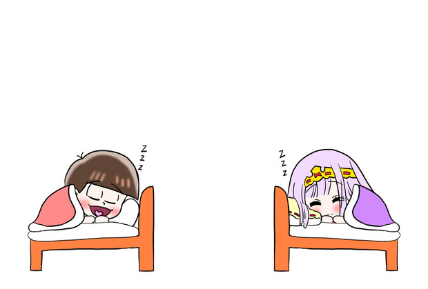 12月15日のおそ松さんと魔王城はおやすみ?