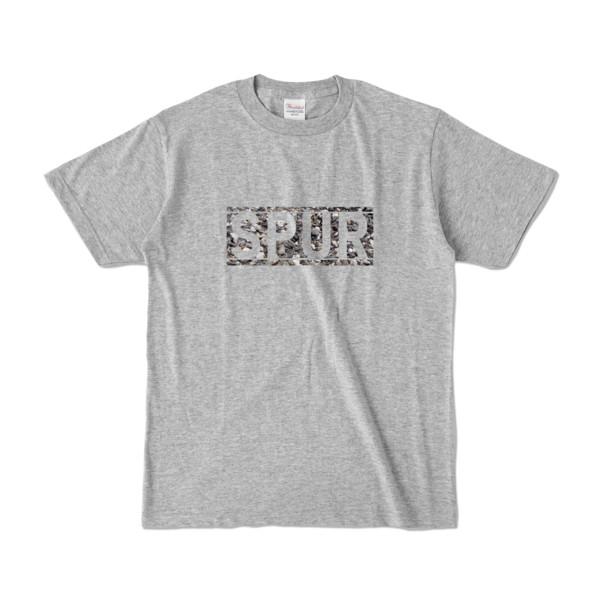 Tシャツ 杢グレー SPUR_Gravel