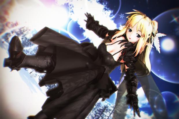 鎧装備の妖精さん…♡