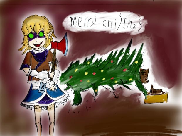 クリスマス、パルスィー