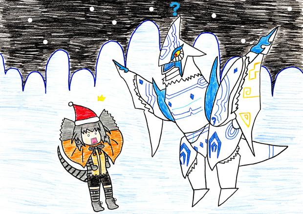 クリスマスのエリー