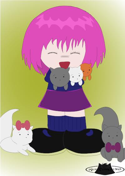 子猫クレイジー