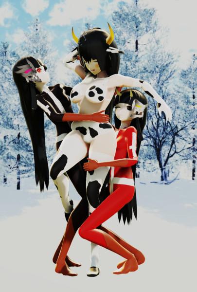 【年賀状】あけましておめでとうございます【クリスマスカード】