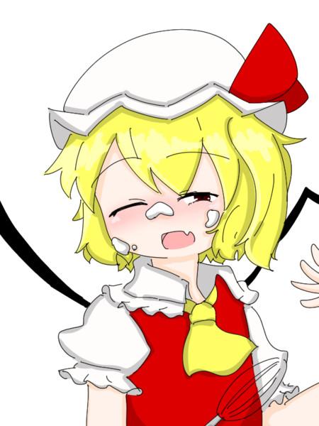 クッキー☆の11分37秒に出てくる白濁液と戯れるFLN