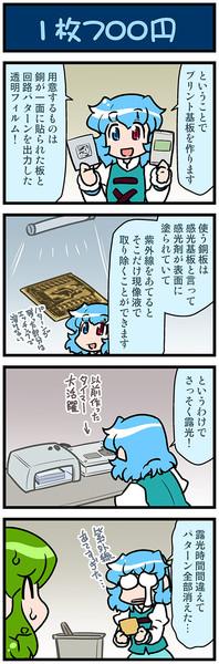 がんばれ小傘さん 3678