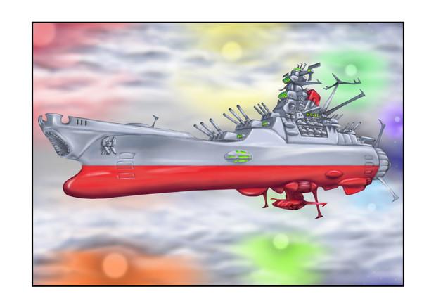 宇宙戦艦ヤマト七色星団