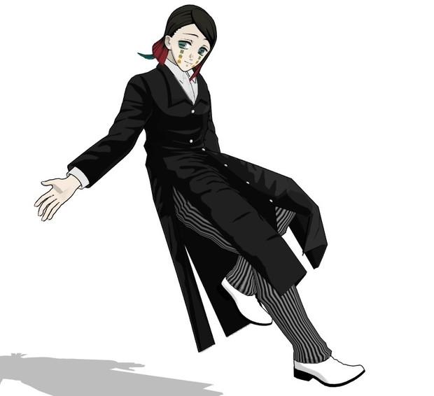 【鬼滅のMMD】ダンガンロンパパロ2【魘夢】