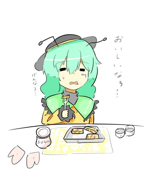 ありくんのお菓子作り☆
