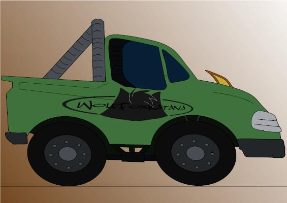モンスタートラック