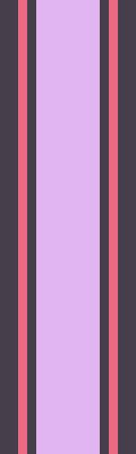 色だけで結月ゆかりを表現する3