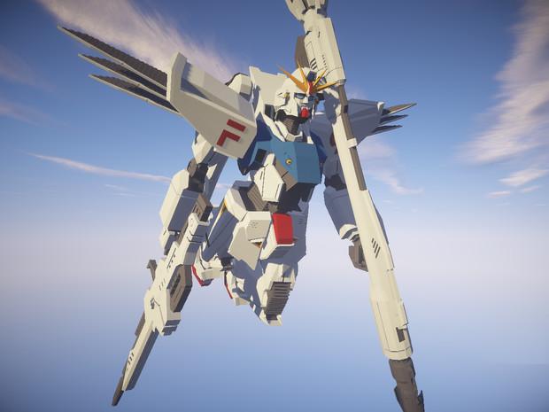 【Minecraft】F91っぽいもの  その3 【JointBlock】