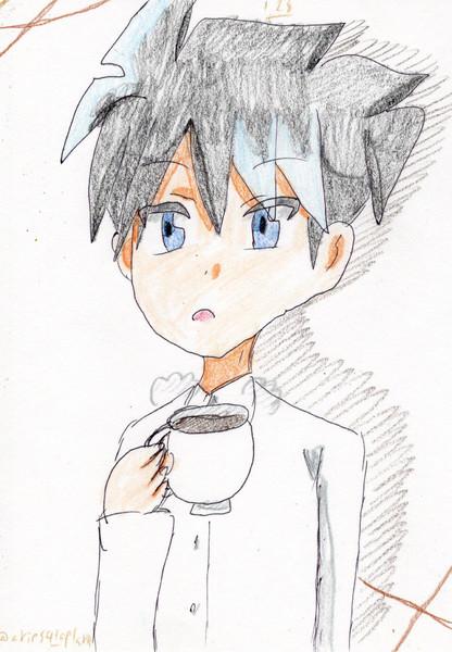 のんびりコーヒーブレイク