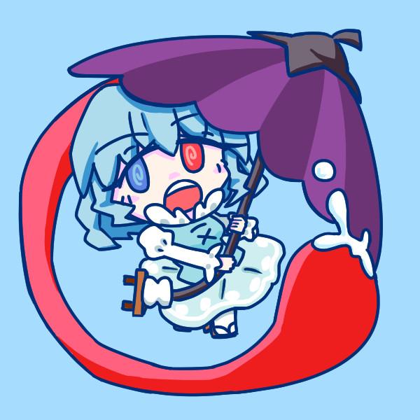 デフォルメ小傘ちゃん